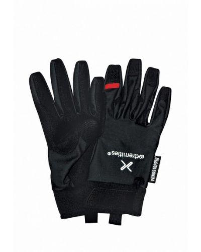 Черные перчатки весенние Extremities