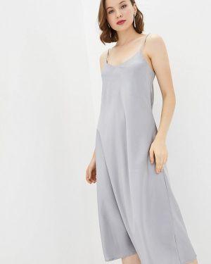 Платье - серое Jhiva