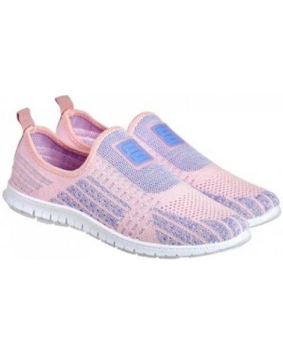 Текстильные слипоны - розовые Gipanis