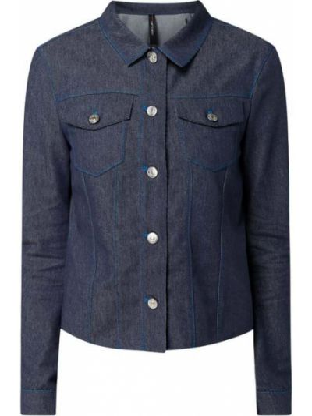 Kurtka jeansowa - niebieska Marc Cain