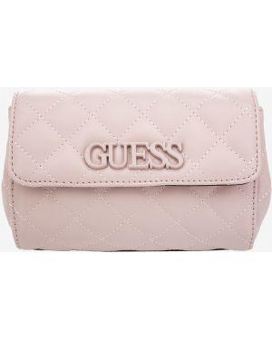 Поясная сумка стеганая Guess