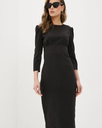 Черное платье-футляр Trendyangel