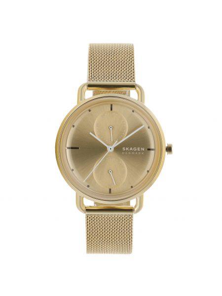 Zegarek z siateczką Skagen