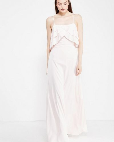 Платье прямое весеннее Lost Ink.