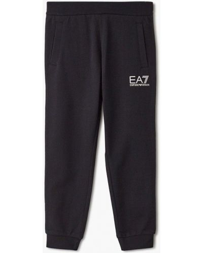Черные брюки Ea7