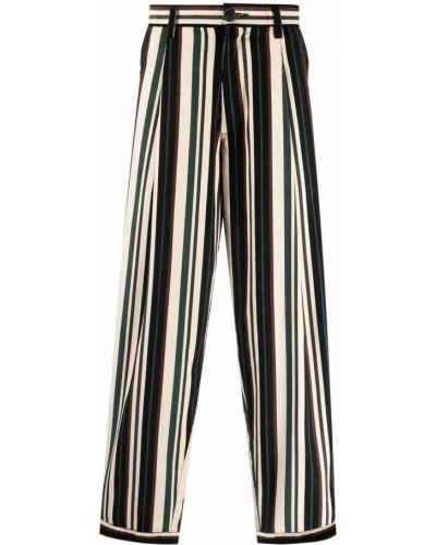 Spodnie z paskiem bawełniane Goodfight