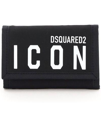 Biały portfel Dsquared2