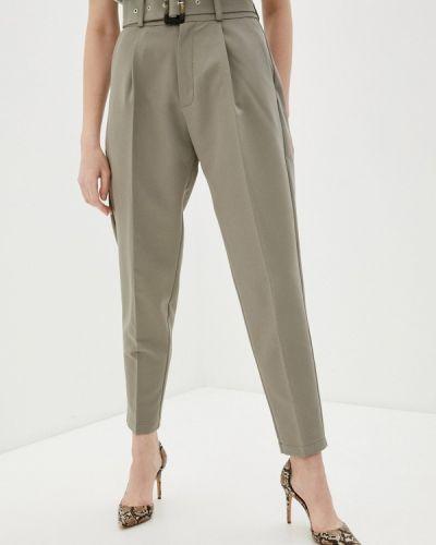 Повседневные зеленые брюки Imocean