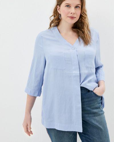 С рукавами блузка Ulla Popken