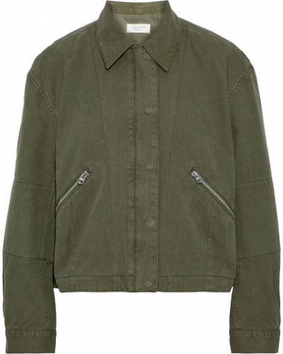 Армейская зеленая ватная куртка Rag & Bone