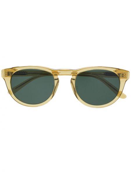 Муслиновые желтые солнцезащитные очки Han Kjøbenhavn
