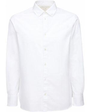Koszula oxford z kołnierzem z mankietami The Row