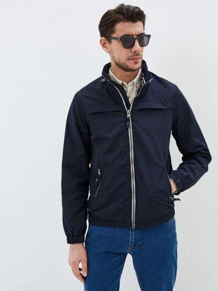 Куртка легкая синяя Springfield