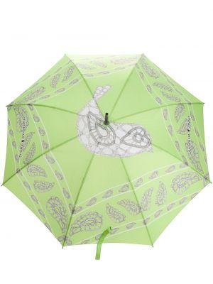 Автоматический зонт - зеленый Natasha Zinko