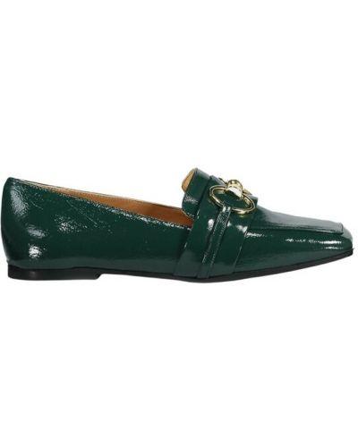 Loafers - zielone Chiarini Bologna
