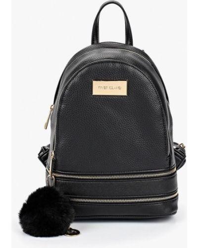 Черный рюкзак городской River Island