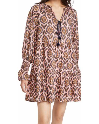 Платье с декольте Figue
