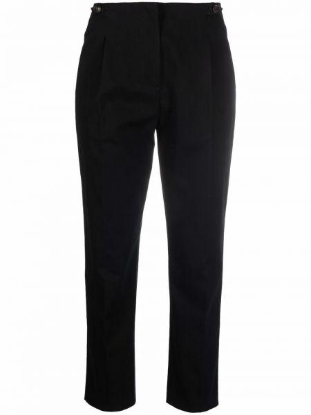 Черные прямые брюки Tela