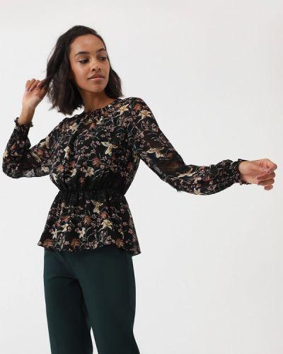 Блузка с длинным рукавом осенняя Lime