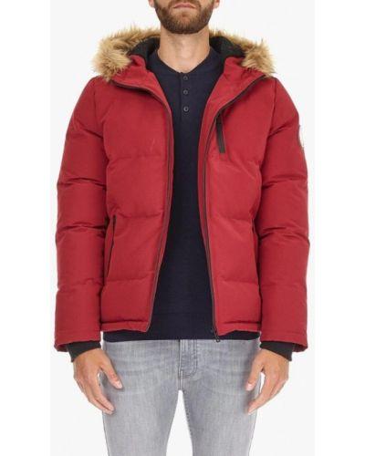 Утепленная куртка - красная Burton Menswear London