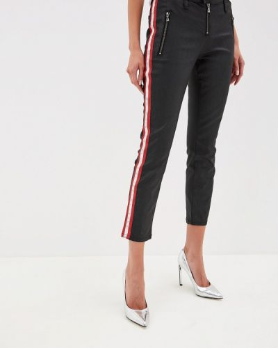 Джинсы-скинни mom черные Guess Jeans