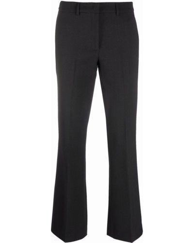 Серые брюки с поясом Seventy