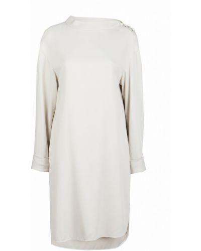 Платье на пуговицах с разрезами по бокам Eleventy