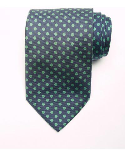 Синий галстук Cerrano