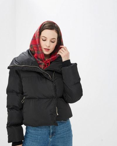Куртка черная весенняя Papermint