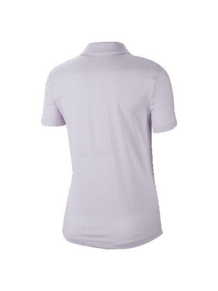 T-shirt z printem - fioletowa Nike