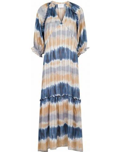 Niebieska sukienka Neo Noir
