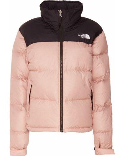 Куртка с капюшоном приталенная нейлоновая The North Face
