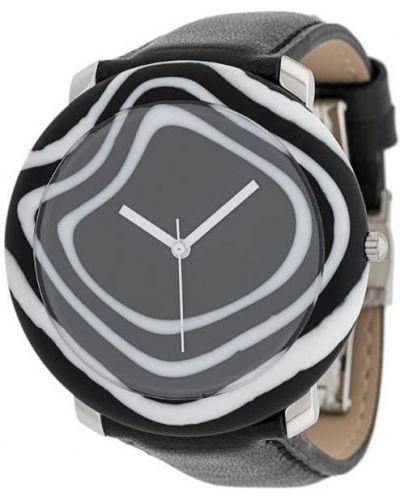 Часы черные Yunik