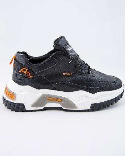 Черные ботинки Meitesi