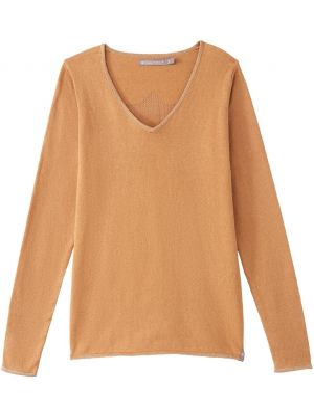 Пуловер с V-образным вырезом кашемировый Freeman T. Porter