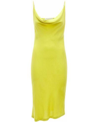 Żółta sukienka Underprotection