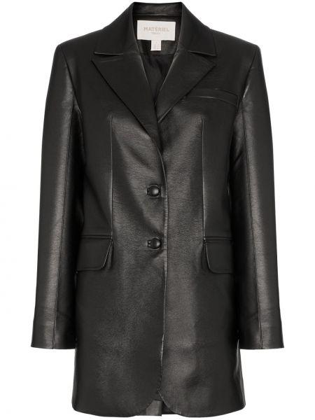 Черный пиджак Matériel