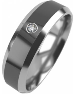 Кольцо серебряный с декоративной отделкой Graf кольцов
