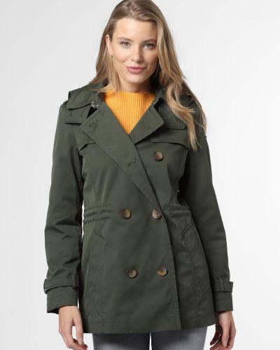 Zielona kurtka elegancka Esprit Casual