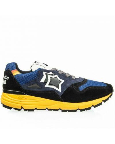 Niebieskie buty do biegania Atlantic Stars
