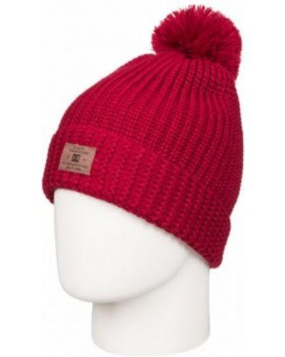 Różowy kapelusz Dc Shoes
