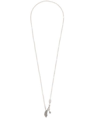 Серебряная подвеска металлическая Vivienne Westwood