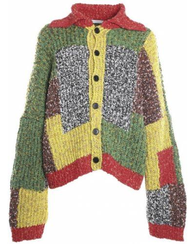 Żółty sweter Jw Anderson