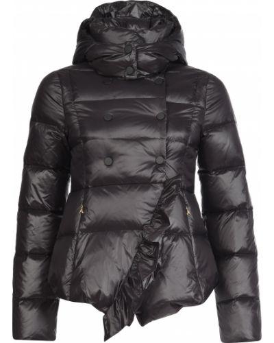 Куртка осенняя черная Patrizia Pepe