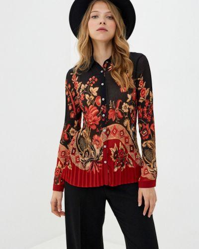 Блузка с длинным рукавом с длинными рукавами Desigual