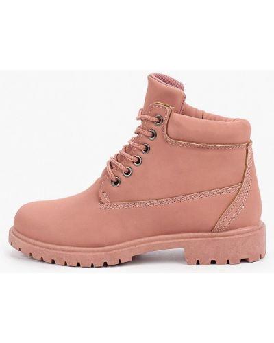 Туфли розовый из нубука Ws Shoes