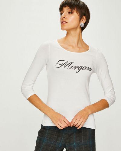 Блузка прямая трикотажная Morgan