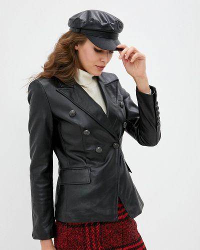 Черный пиджак Softy