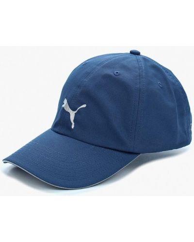 Синий головной убор Puma