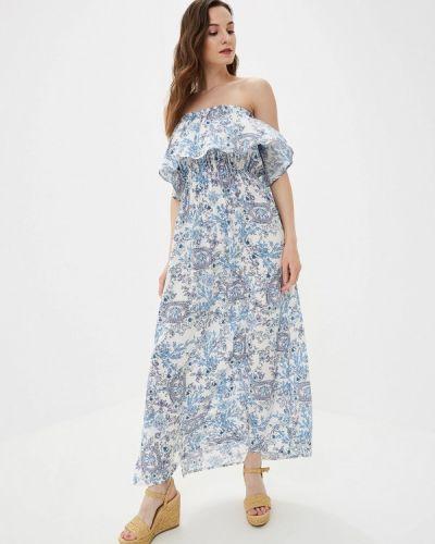 Платье с открытыми плечами польское Top Secret